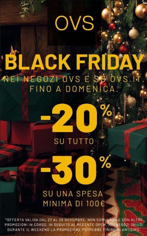 OVS Black Friday
